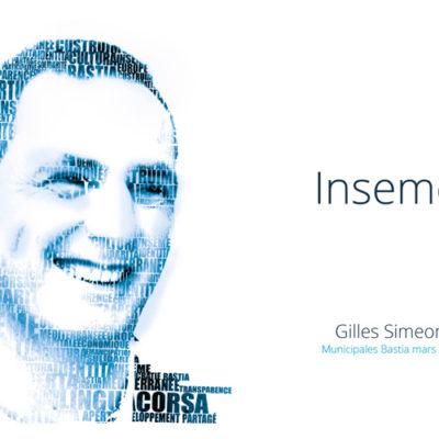 création Logo-corse-Gilles-Simeoni-Bastia-2014