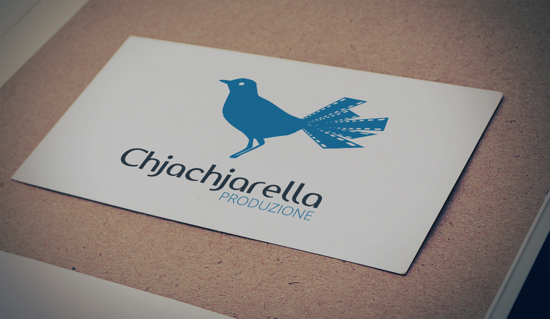 logo chjachjarella produzione