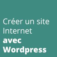 Créer un site internet avec Wordpress Kalli Graphic