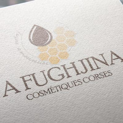 création logo corse bastia ajaccio fughjina