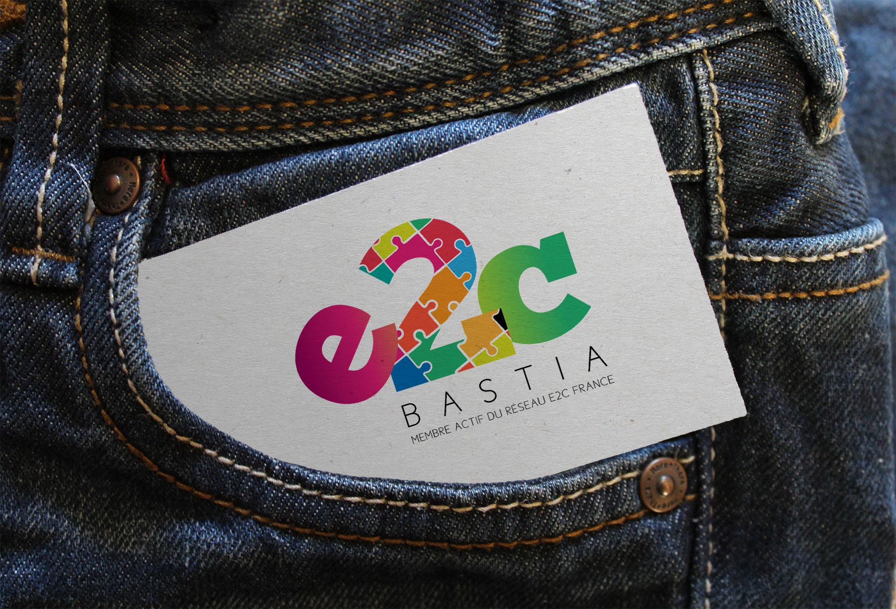 création logo corse bastia ajaccio