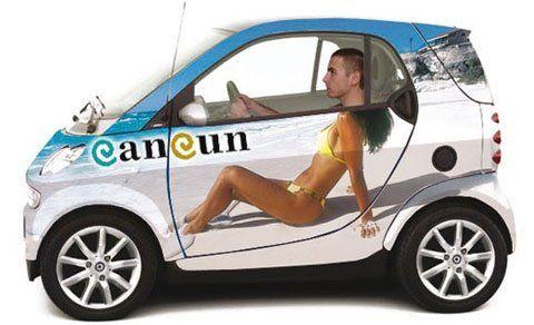 habillage véhicule publicitaire
