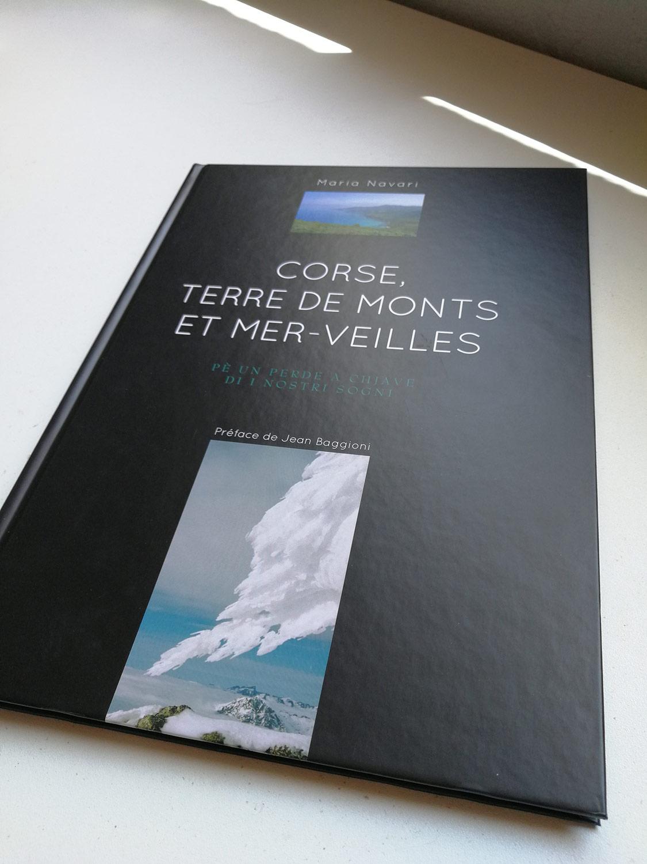 Livre Corse, terre de monts et mer-veilles