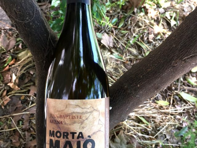 Création étiquette vin Corse