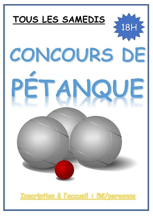 Concours-petanque